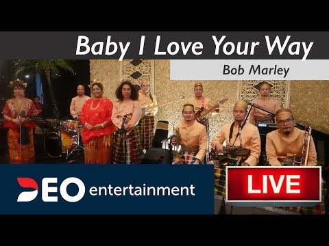 Baby I Love Your Way - Big Mountain At Dhanapala | Cover By Deo Wedding Entertainment