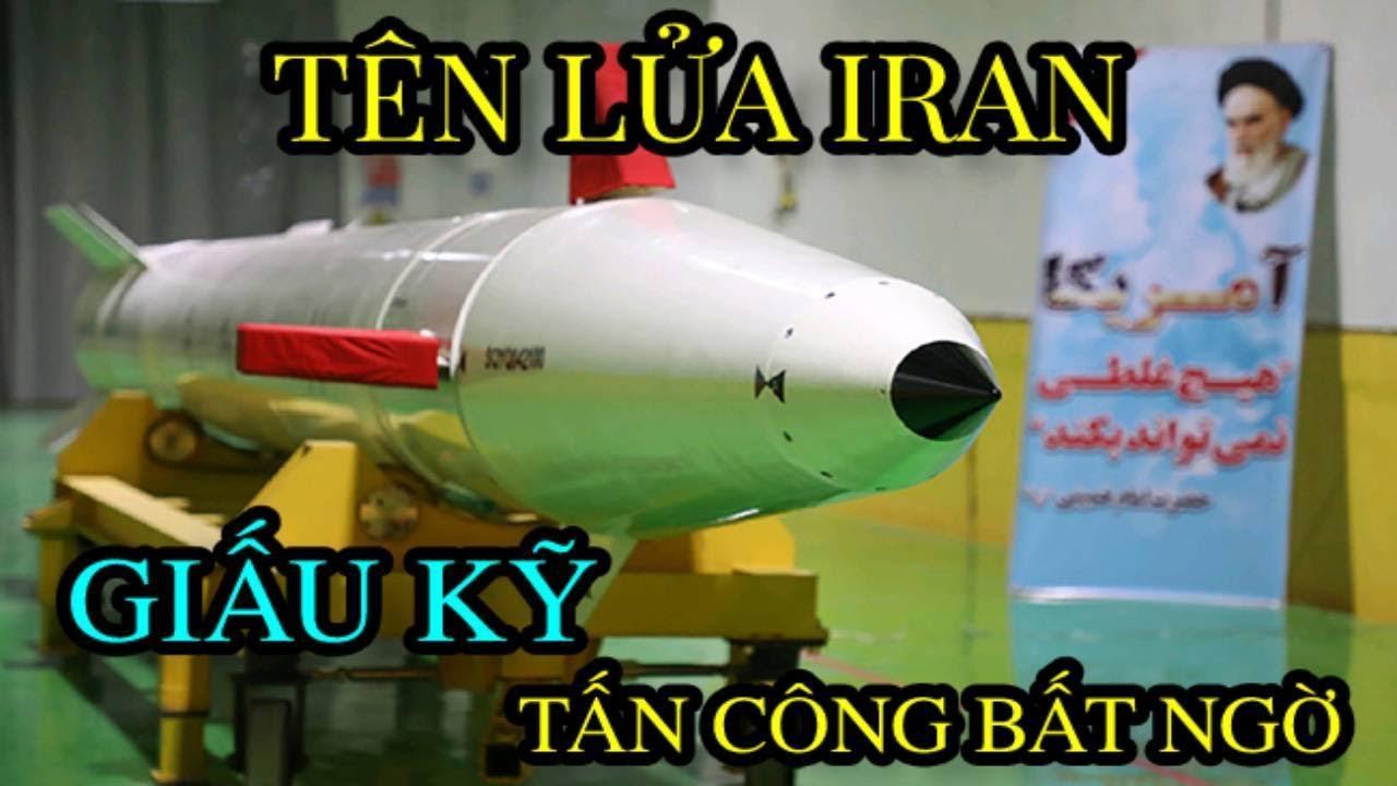 Kho tên lửa trong lòng đất của Iran có đủ khiến Mỹ sợ hãi? (363)