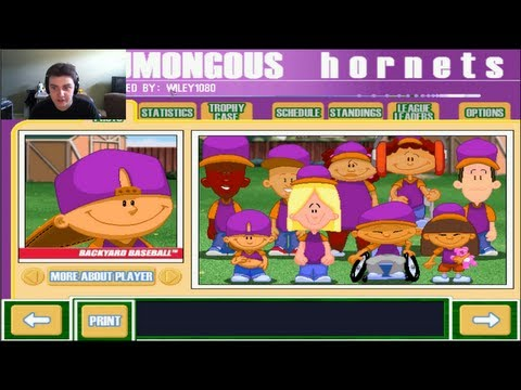 let 39 s play backyard baseball 2001 intro getting started