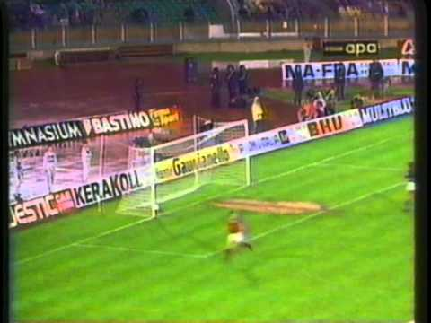 1992 (October 14) Italy 2-Switzerland 2 (World Cup Qualifier