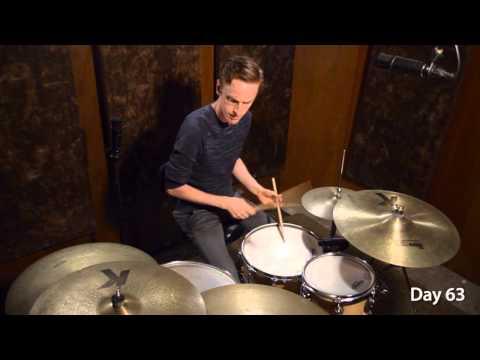 Drum Beat A Day - Days 1-100 - Tristan Kelley