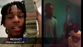 Polo G GDK Freestyle Dissing Larry Hoover & Chicago Gd\'s At 14..DA PRODUCT DVD