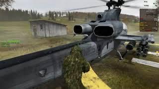 AH-1Z Arma 2 OA Dayz Epoch Mod