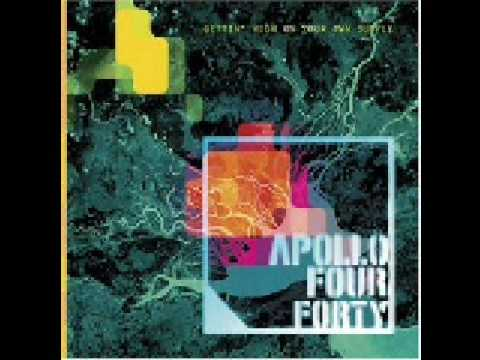 apollo 440 for forty days