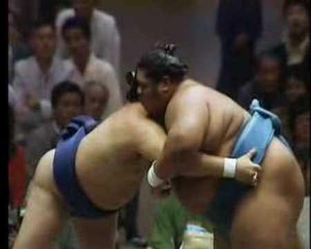 Kitao vs. Konishiki : Natsu 1986 (北尾 対 小錦) Mp3