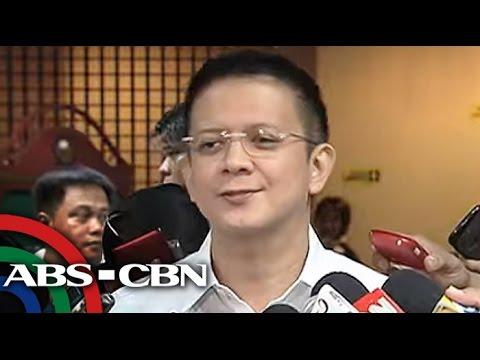 Chiz, nagbitiw bilang Senate finance chairman