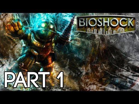 UNDERWATER! | Whatcha' Playin | Bioshock | Part 1 (Twitch)
