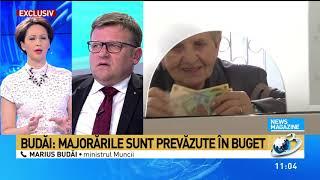 PENSII 2019. Anunț important pentru români. Cres pensiile de la 1 septembrie. Anunul făcut de min