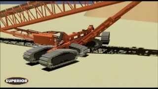 3D Heap Leach Animation