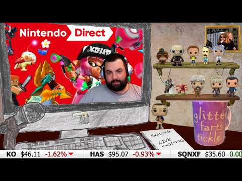 Investing for Gamers ~Nintendo Direct Review!~Investor XP