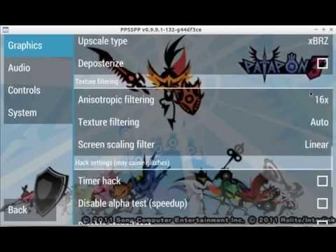 patapon 3 psp game download