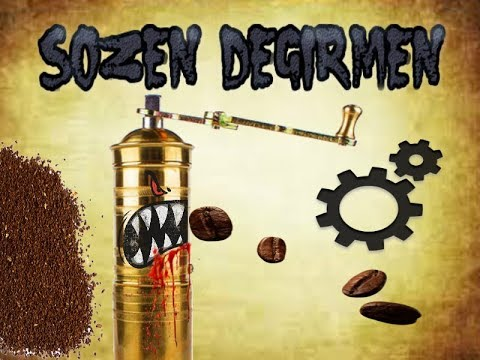 Calibrate Sözen Coffee Grinder