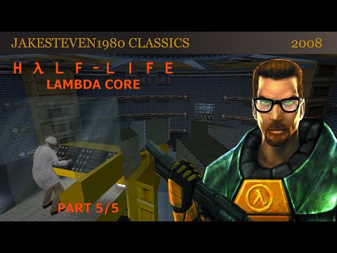 Half-Life - Lambda Core (Part 5/5) - YouTube