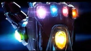 Тони Старк собирает новую перчатку бесконечности Мстители 4 Финал