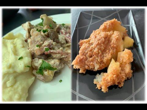 blancs-de-poulet-aux-endives-champignons-et-lardons-/-crumble-aux-pommes