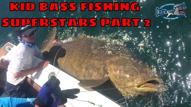Kids catching big fish top 5 fishing videos youtube for Big 5 fishing
