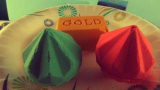 EMERALD & GOLD & RUBY DIG IT WOW ON FUN HOUSE TV