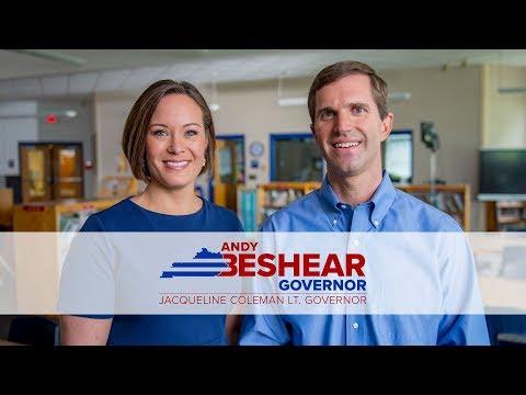 Kentucky gubernatorial and lieutenant gubernatorial election