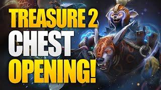 Immortal Treasure 2 Chest Opening - The International 10 Dota 2