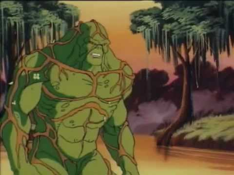 Swamp Thing (1991) - The Un-man Unleashed (Episode 1) [FULL]