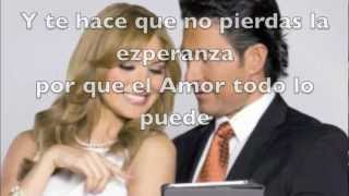 Porque El Amor Manda -- America Sierra Ft 3ball Mty ( NEW ) LYRICS