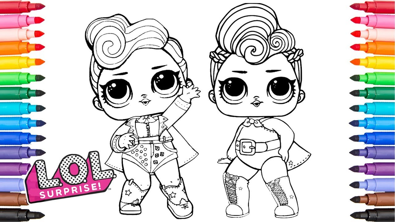 Dawn Coloring Page Lotta LOL | Lol dolls, Coloring pages for boys ... | 720x1280