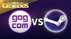 GOG.com - besser als Steam? - GIGA Glorious - GIGA GAMES