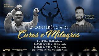 Igreja Verbo da Vida Itabaiana - Ao vivo - 11/02/2018