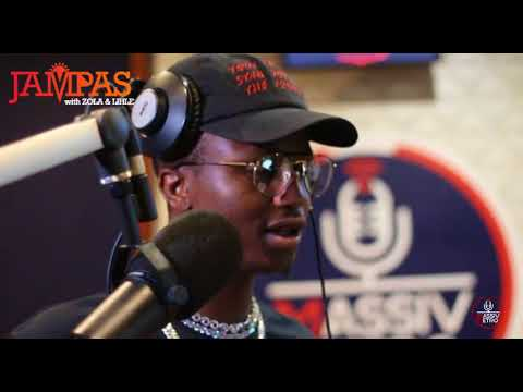 Emtee on his new album - Jampas With Zola And Lihle
