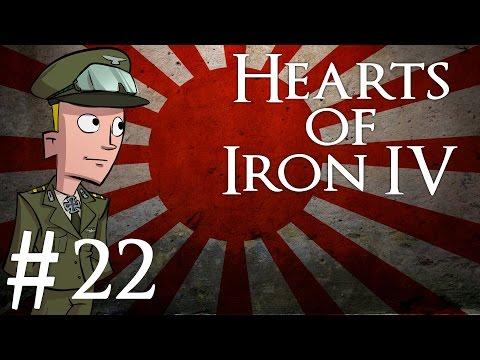 Hearts of Iron 4 | Japan | Part 22 | Fall of Sydney