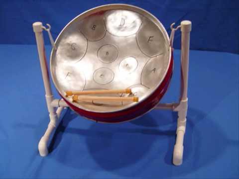 Caribbean Steel Drums - Shake Shake Shake Sonora