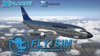 FlyJSim 732 Twinjet V3 Pro for X-plane 11