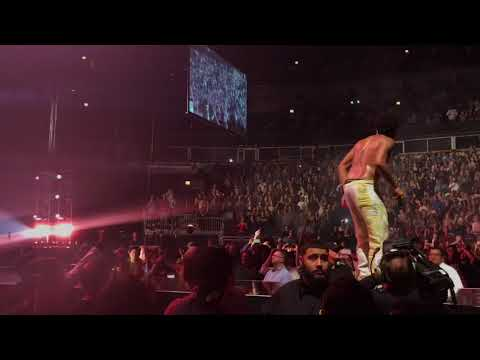 Highlights from Childish Gambino – This Is America Tour 2018 – Chicago 09/08/2018