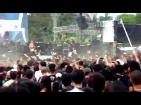 Death Angel (Live) - 3rd Floor (@PULP Summer Slam 2014)