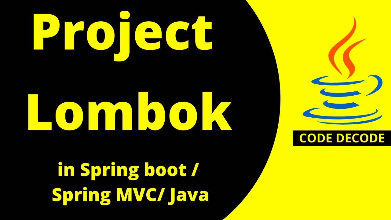 Project Lombok tutorial in Spring Boot with example | Java | Spring MVC | [Live Demo]