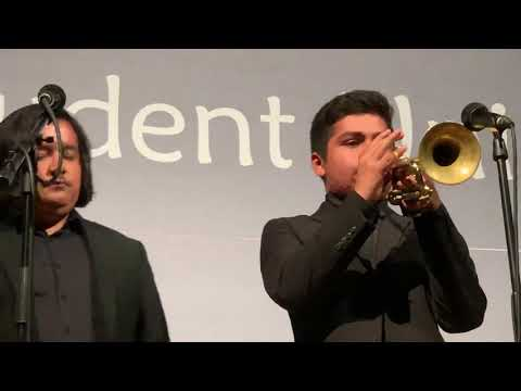 Downey High School Combo A Reno Jazz Festival 2019