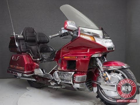 1994 HONDA GL1500 GOLDWING 1500 SE - National Powersports Distributors
