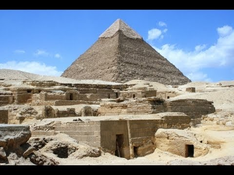 Are The Giza Pyramids More Than 12,000 Years Old?
