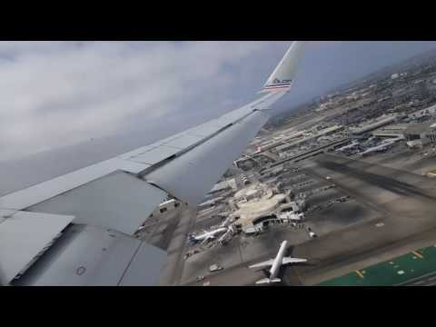 🛫American Airlines 767-300 Takeoff From LAX🛫