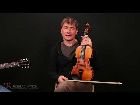 """Beginning/Intermediate Fiddle with Chad Manning, """"Cluck Old Hen"""""""