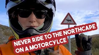 To the Northcape on a motorcycle /// VStrom Adventures EP#020