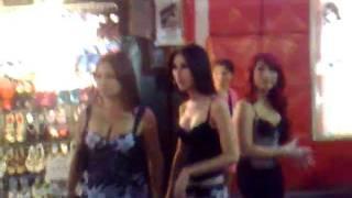 Pattaya Thailand  2012  Walking Street xxx