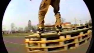 Skateboarding The 90's part 1 Misán János