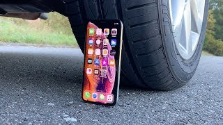 iPhone XS vs CAR