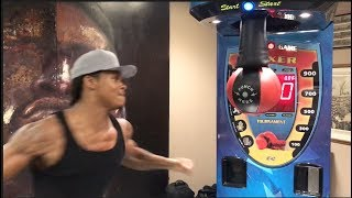 Download NEW RECORD!! 'BEAST' ANTHONY YARDE SETS A NEW RECORD ON FRANK WARREN PUNCH BALL CHALLENGE - Mp3 and Videos