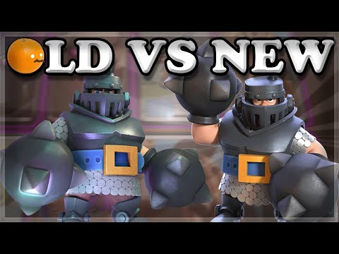 Balance Changes Old & New Comparison for the June Update 6202018  Clash Royale 🍊