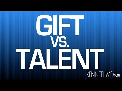 The Difference Between a Talent and a Spiritual Gift, Clearly Explained