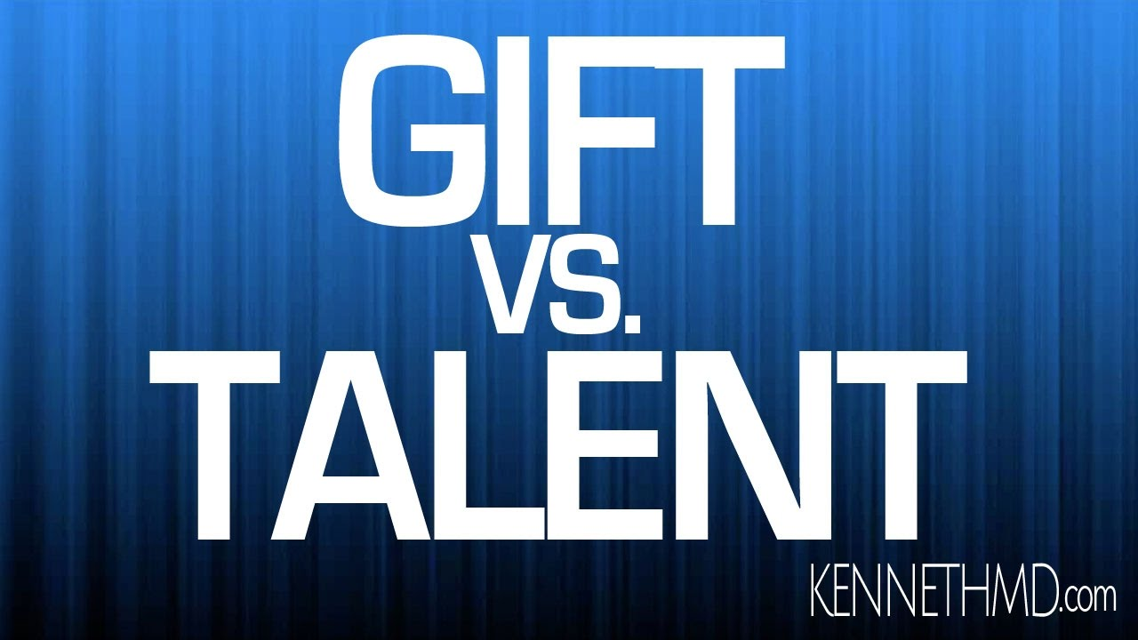 The difference between a talent and a spiritual gift clearly the difference between a talent and a spiritual gift clearly explained negle Images