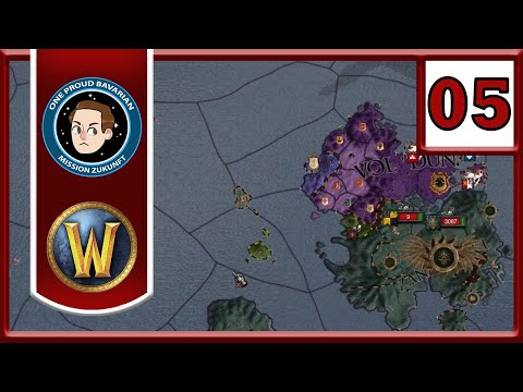 CK2 - Warcraft: Guardians Of Azeroth - The Black Empire #5 - EVERYTHING Happens.