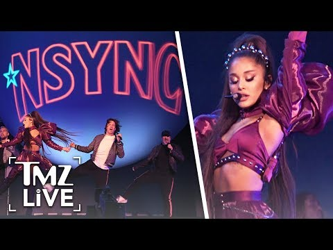 Ariana Grande's Epic Coachella Set With 'NSYNC | TMZ Live Mp3